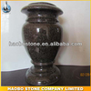 Natural Granite Memorial Grave Flower Vase