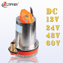 2015 hot Sale Car 12V Micro DC Centrifugal Submersible Pump with Factory Price