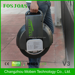 2015 Cheapest factory electric self balance unicycle electric off road motorcycle with led lights pass CE RoHS