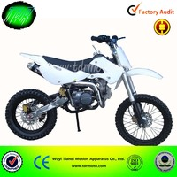 2014 new dirt bike pit bike made in China Alibaba supplier TDR Moto KLX08 125cc dirt bike for sale cheap kids gas dirt bikes
