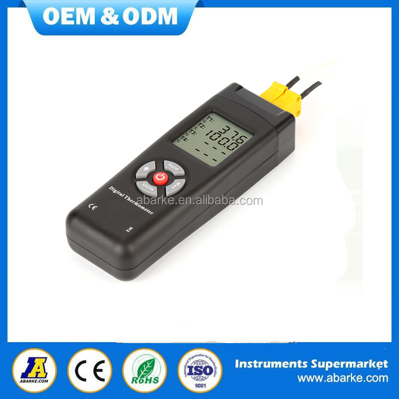 TL-TK02 Digital thermometer with Type-<strong>K</strong> in china supplier