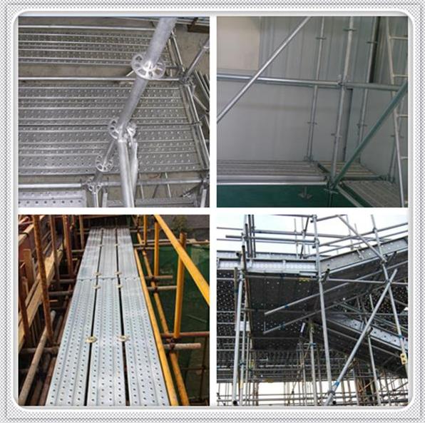 Galvanized Steel Scaffolding : Galvanized steel scaffold plank hanging scaffolds