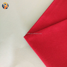 Yarn dyed red poly cotton price children school uniform fabric