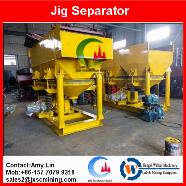mineral processing machine gold jig