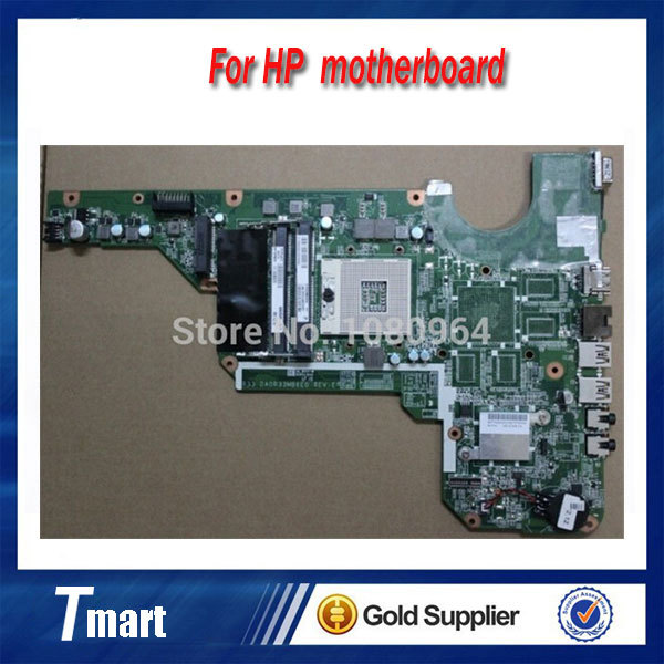 for hp Pavilion G4 G6 G7 680568-001 laptop motherboard intel integrated 100% working