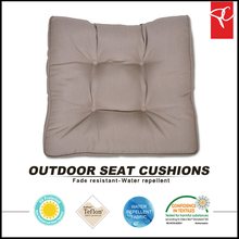 100% polyester comfort chair stitching seat cushion
