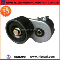 Weichai engine spare parts Automatic tension wheel, belt tensioner