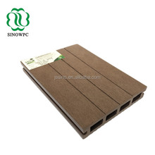 Wpc synthetic decking boards