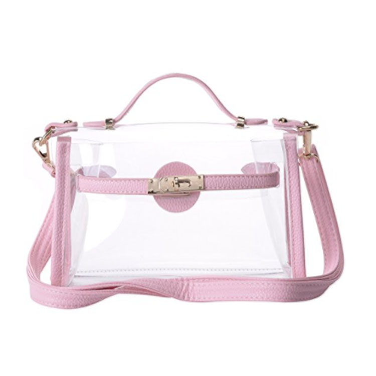 Clear Crossbody Bag Shoulder Bag Large Handing Purse from Factory Wholesale