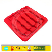 new style slicone ice mold,lolly mold maid in China