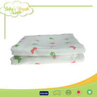 MS200 100% cotton muslin blanket terry cloth blanket, cotton towel blanket