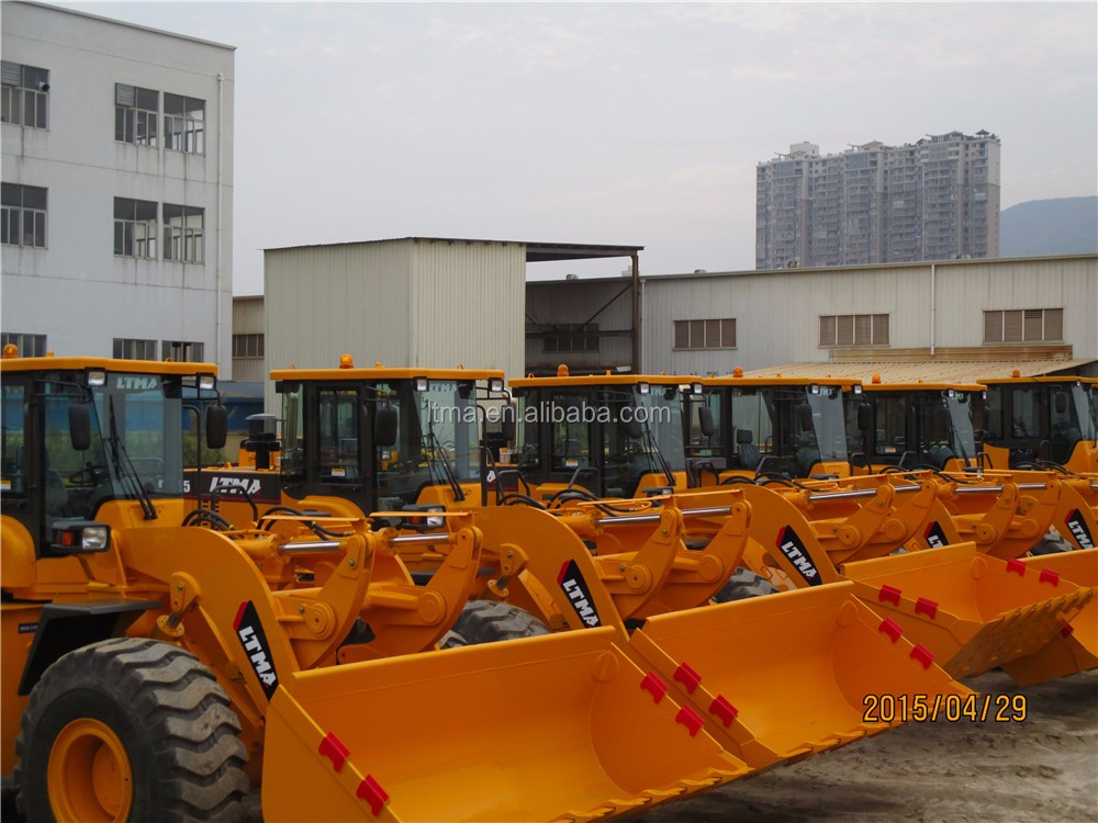 China 5 ton wheel loader for sale
