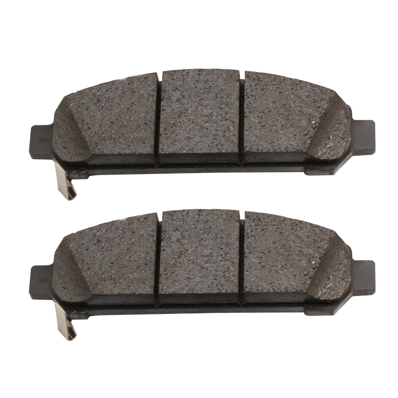 Auto parts brake pad clips for mercedes