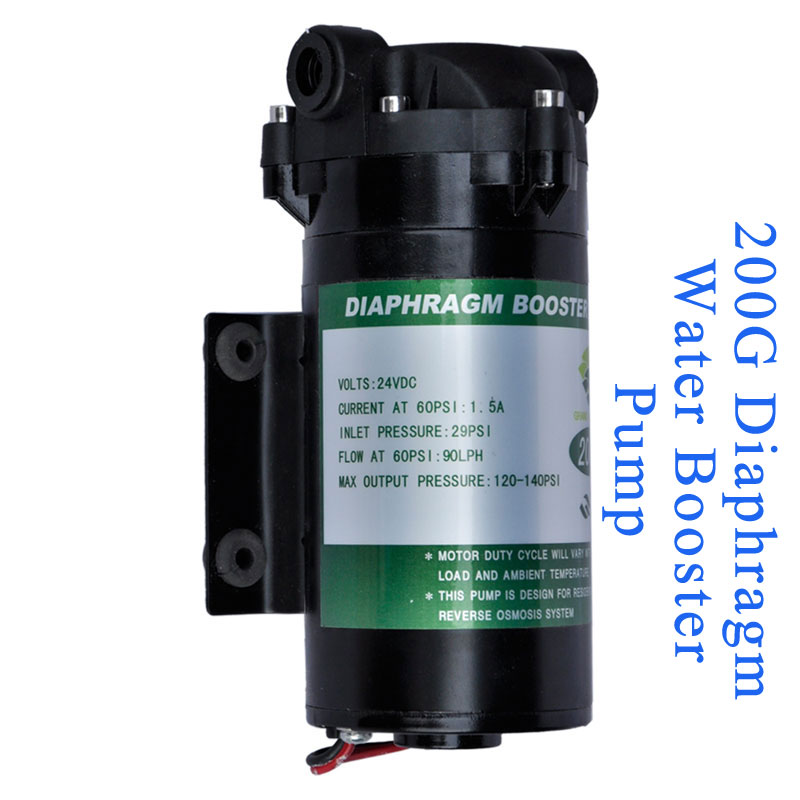 Lowest Price Hitachi Diaphragm Water Booster Pump for Reverse Osmosis Water Filter
