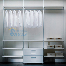 Helpful and inexpensive high quality hot sale modern design easy open metal wardrobe/cloakroom/cupboard