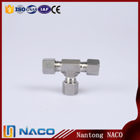 Low Price Professional Brass Pipe Fitting Union Tee