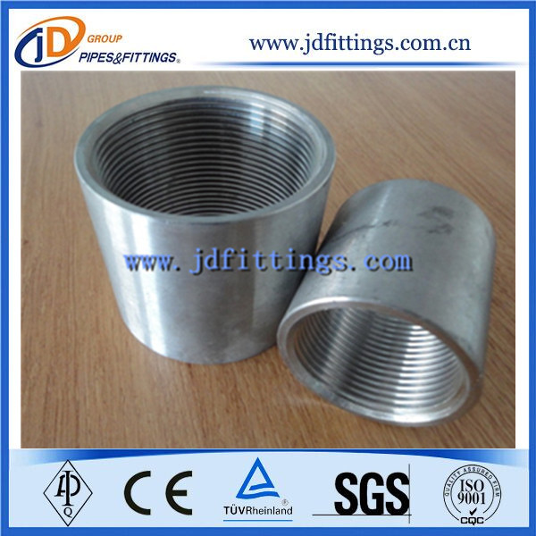 DIN2986 SS Seamless pipe couplings/mechanical coupling pipe joint