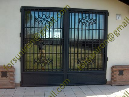 Guangzhou Xiamen Quanzhou wrought iron doors and windows co.