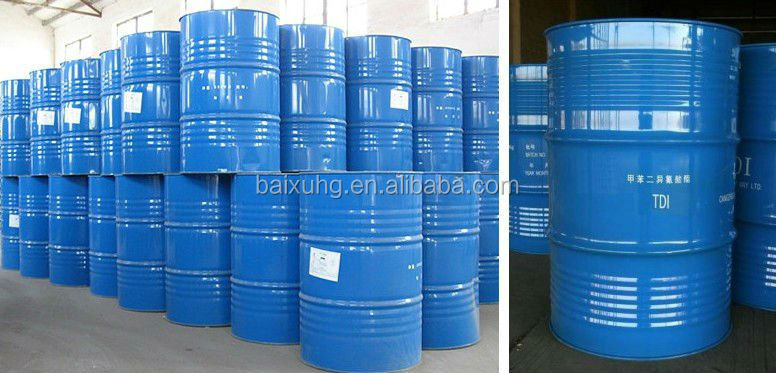 Toluene diisocyanate foam mattress TDI 80/20 FOR FOAM MAKING