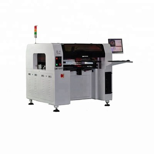 6 Heads SMT660 Automatic Recognize Fiducial Mark Used SMT Machine Pick and Place Machine