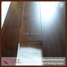 Foshan supplier wholesale brazilian walnut lapacho flooring