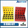 viton o-ring box /yellow standard 386pcs o-ring kit