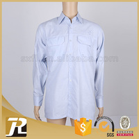 Factory price Solid high quality cargo designer shirt for men