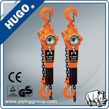 0.25ton 250kg manual lever hoist