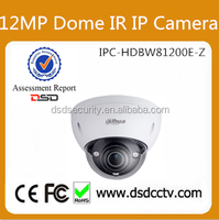DH-IPC-HDBW81200E-Z Vandal-proof Outdoor Dome IP Network Camera Dahua CCTV For Government Project