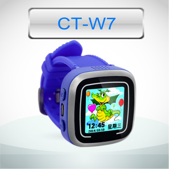 LED display kids smart watch