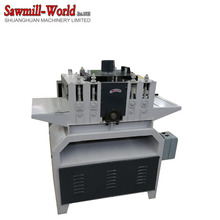 wood cutting saw multi blades rip saw machine