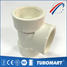 PVC fitting manufacturer fast quick connect pvc water fitting for house hot system