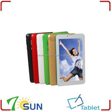 "7"" Android 4.2 3G Dual SIM GSM Call Phablet Tablet PC 4GB Dual Core Cam Bluetooth GPS 3g tablet"