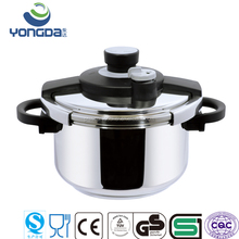 Hot Sale Dual Pressure Settings Copper French Pressure Cooker 1 Litre Pressure Cooker