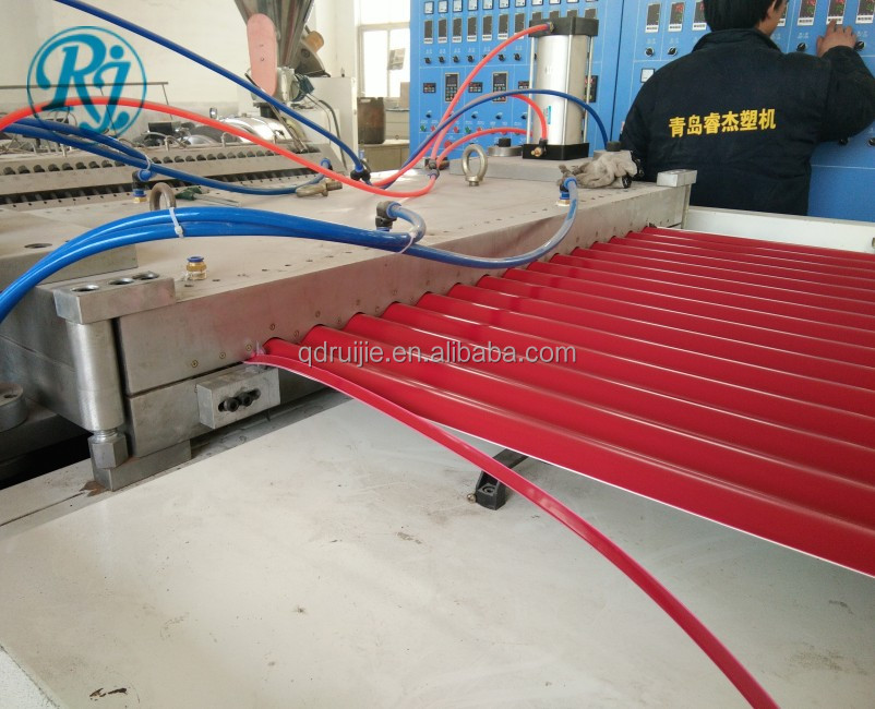 PVC Synthetic Resin Tile Production Machine/Production <strong>Line</strong>