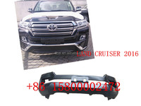 NEWEST MODEL CAR BODY FRONT BUMPER FOR TOYOTA LAND CRUISER 2016