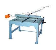 GS1000I TTMC metal guillotine cutters