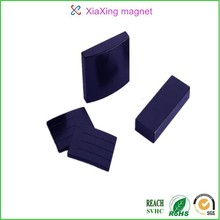Craft ring disc Sintered Hard Ferrite Magnet