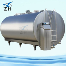 Hot Selling 6000L used milk cooling tank for sale