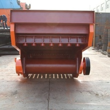 Automatic vibrating grizzly screen feeder price