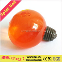 Factory Hot Selling High Quality Splat Venting Ball Toys For Vending Machine