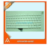 New ! Replace Laptop Keyboard for Macbook Unibody A1342 MC516LL/A , US Layout , White Color