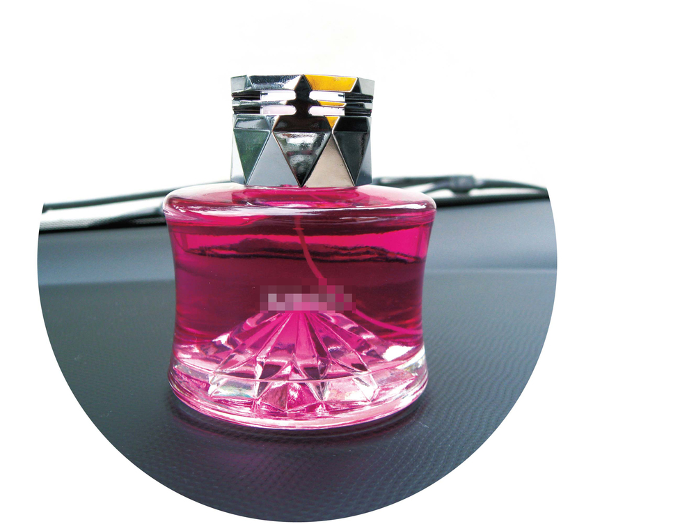 Quality Proved Decorativel Glass Car Vent Airfreshener Car