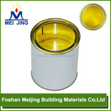 paint colors for crystal mosaic yellow color as manufacture Meijing China