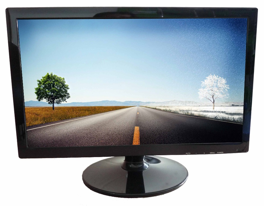 Competitive Price for 17.3 inch LED Monitor with AV Input