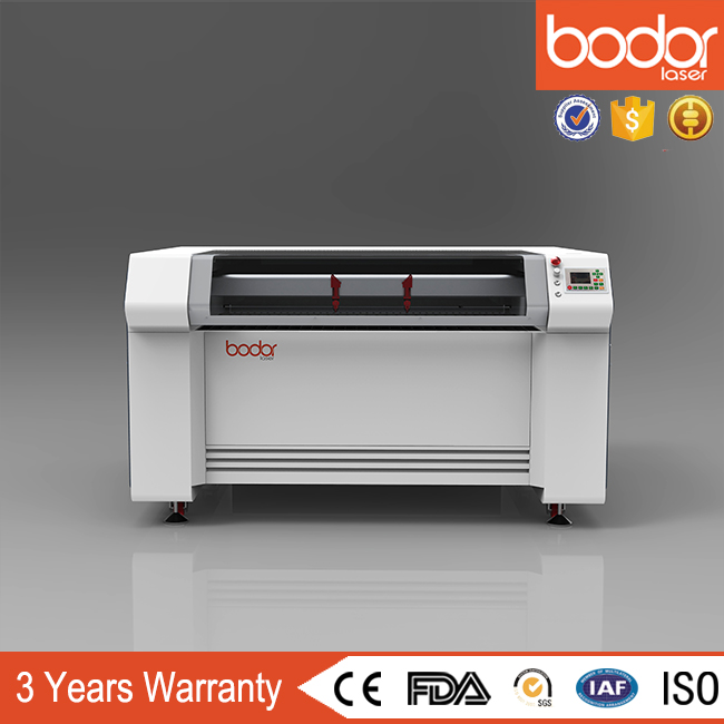Bodor Double heads laser cutter CO2 laser cutter acrylic,jewelry, wood, glass, MDF, laser engraving and cutting machine