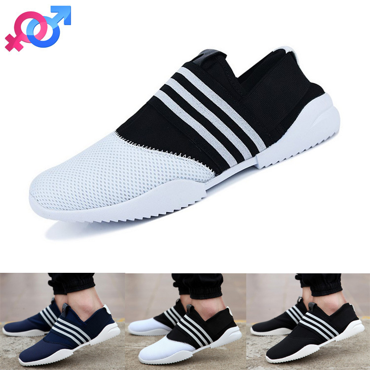 2015 spring or autumn or summer casual shoes stretch fabric+mesh vamp,cotton linning led trainers leisure sports men sneakers