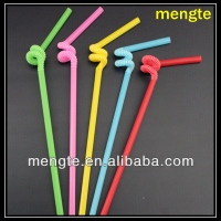 environmental protection long crazy fancy plastic straw in yiwu