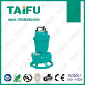 TAIFU brand AC 230V copper wire cast iron body submersible dirty water pump for home