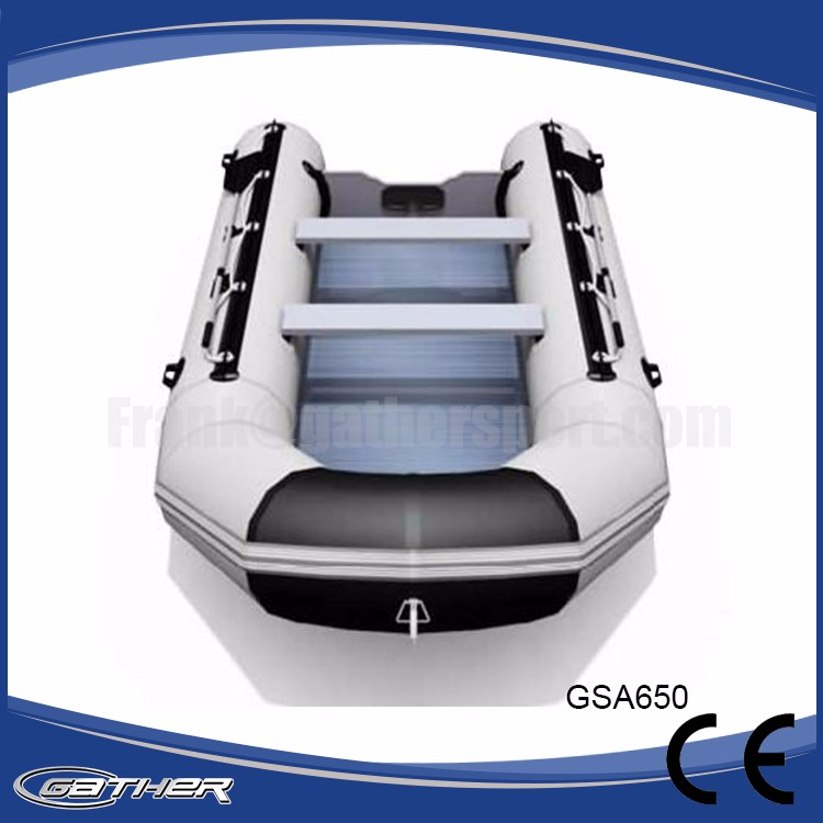 Gather China manufacture hot sale China wholesale alumium floor inflatable boat value